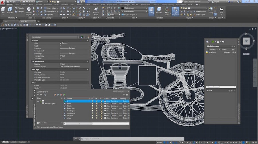Autodesk autocad 2017 full win32