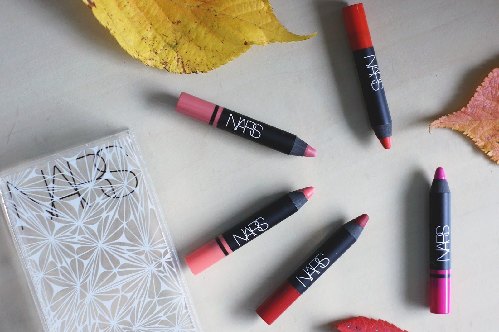 NARS Holiday 2014 Digital World Lip Pencil Coffret