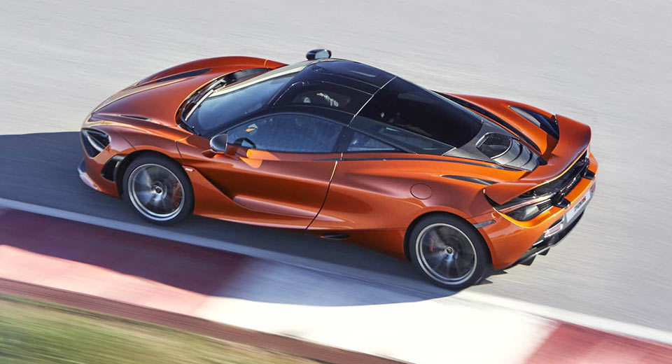McLaren 'P15' to succeed P1 hypercar