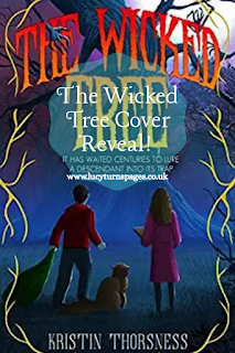 cover reveal, cover reveals, middlegrade, new book releases, the wicked tree,