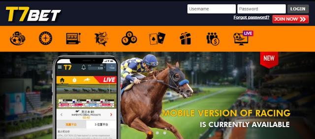 T7BET - Best Online Casino Gambling in Malaysia