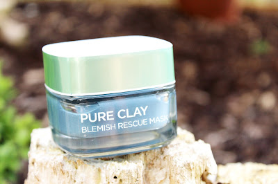 Review: L'Oreal Paris, Pure Clay Rescue Mask