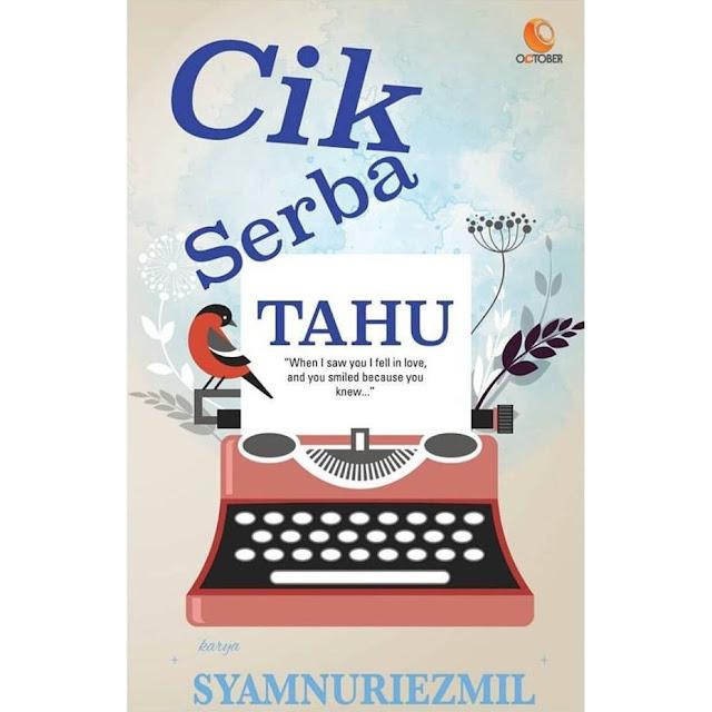 Sinopsis Cik Serba Tahu / Drama Adaptasi Novel Menggantikan Drama Urusan Hati Cik Drama Queen