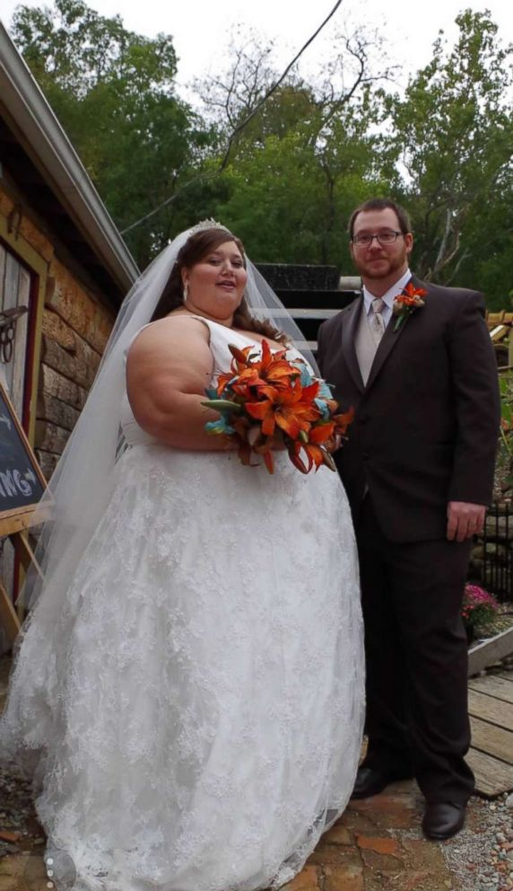 Couple loses 400 pounds in inspirational weight loss journey: 'Every day I wake up is a blessing'