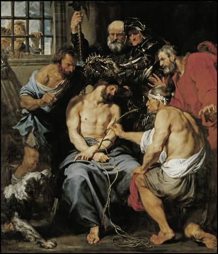 Van Dyck en el Museo del Prado