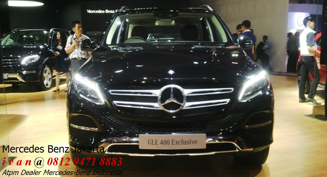 New gle 400 exclusive indonesia 2017 harga promo for Mercedes benz service b coupons 2017