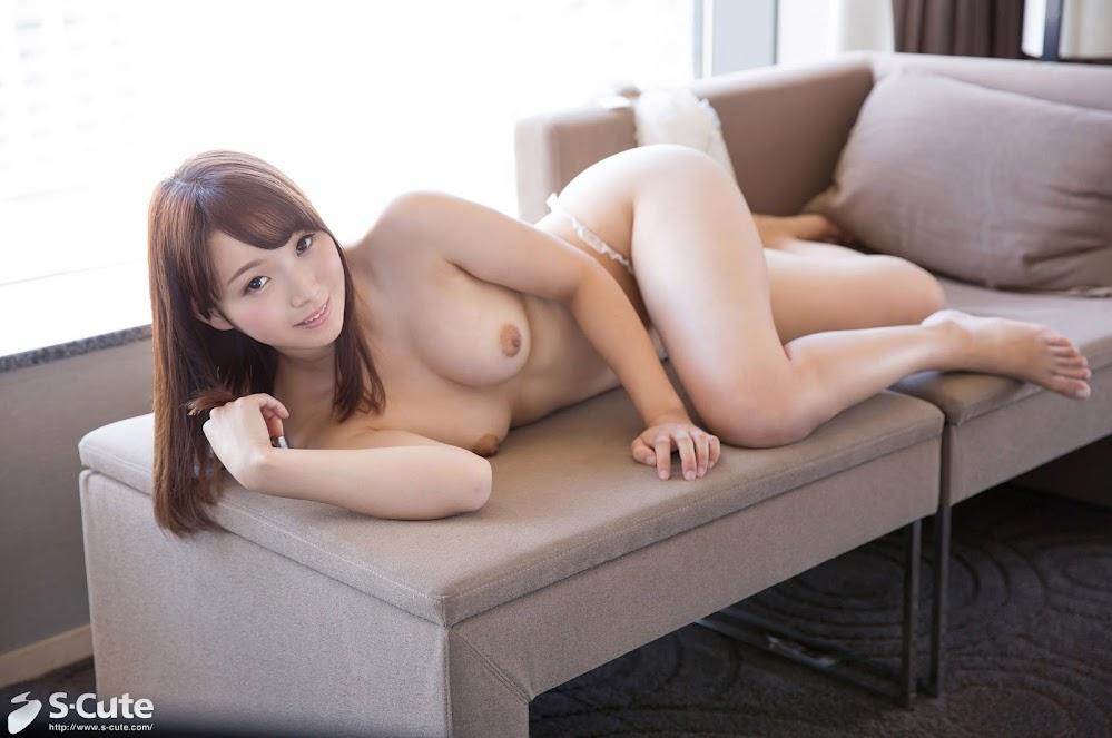 [S-Cute] 2016-12-16 488 Haruka #1 清楚美女と互いを求め合うエッチ [53P22MB]