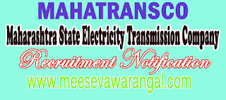 Maharashtra State Electricity Transmission Company MAHATRANSCO Recruitment Notification