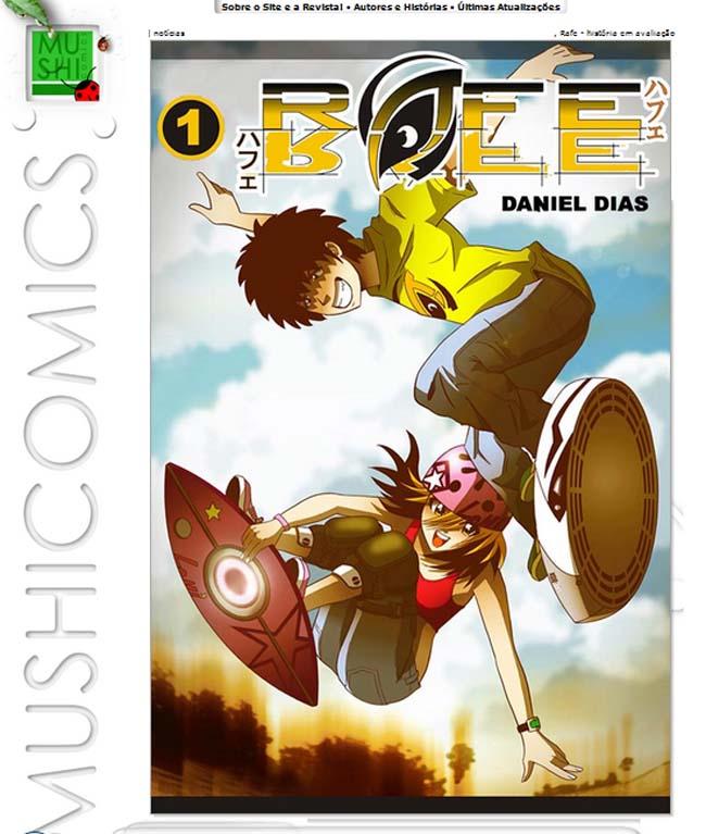 RAFE - Rafe na Mushi Comics