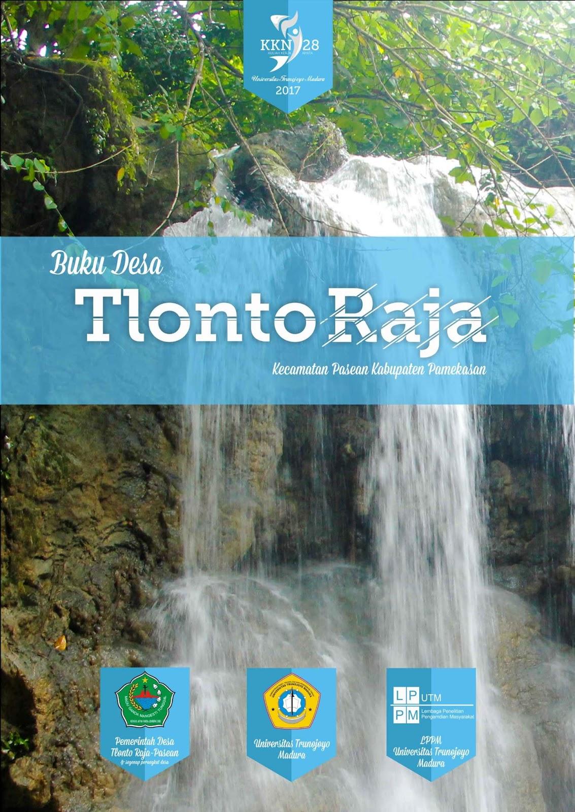 Buku Desa Tlonto Raja