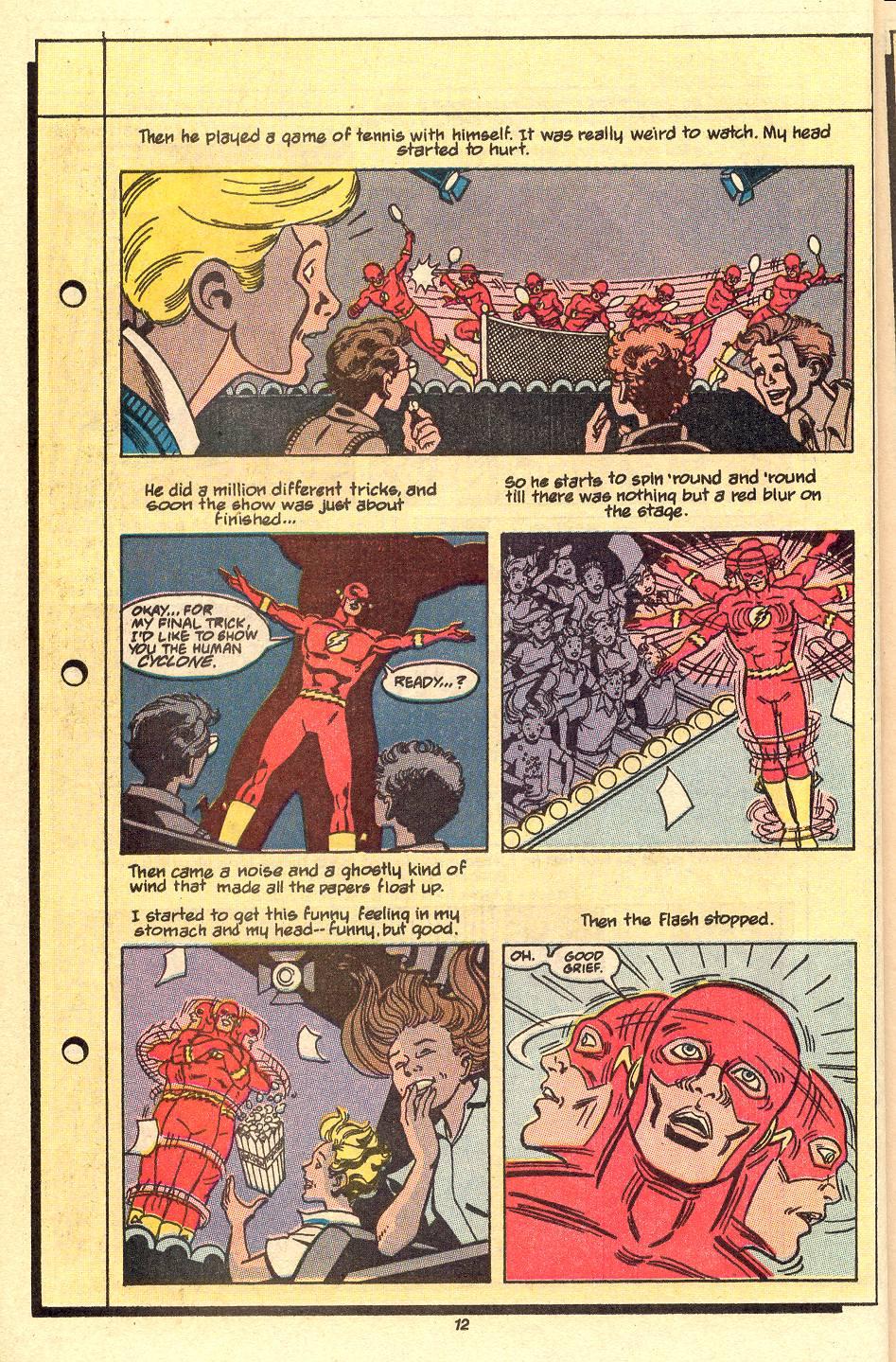 Read online Secret Origins (1986) comic -  Issue #50 - 14
