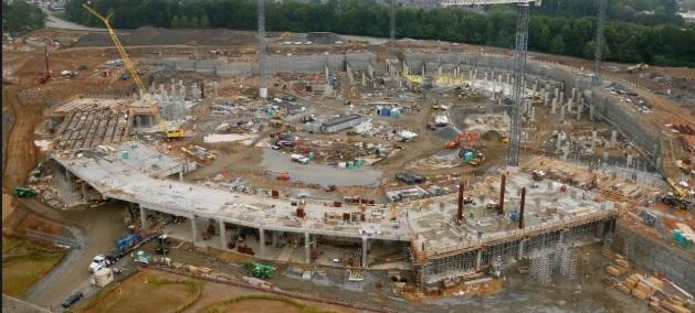 Pemprov DKI Anggarkan Rp 900 Miliar untuk Stadion BMW