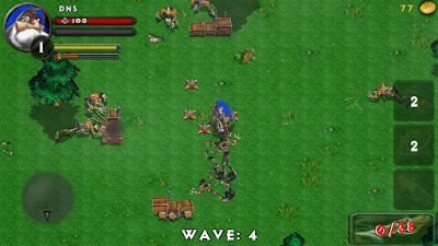 Survival Mayhem v1.1.1 Mod Apk (Money) Dota Defense Android Terbaru