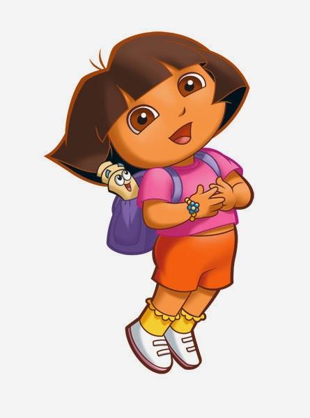 Cartoon Characters: Dora photos