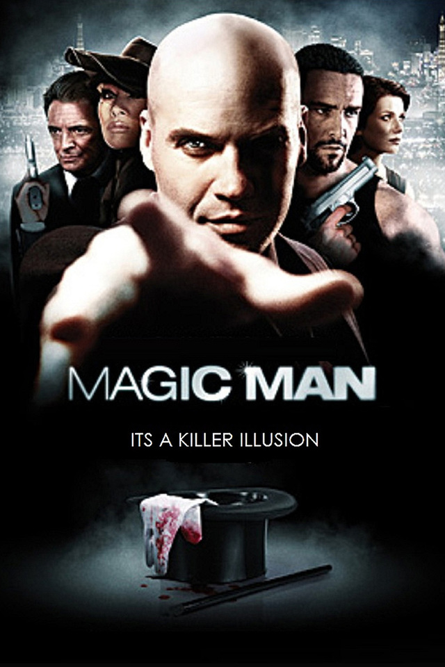 Magic Man (2009) ταινιες online seires oipeirates greek subs