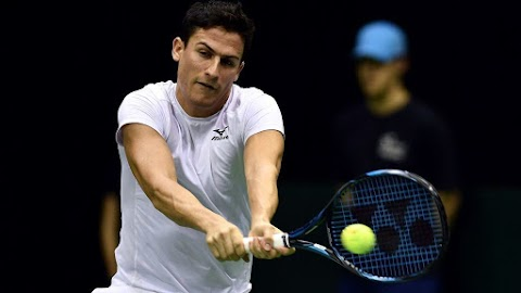 Tuniszi tenisztorna - Balázs Attila újabb győzelemmel a nyolc között