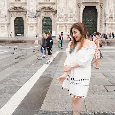 Best Travel Blog Singapore and Milan