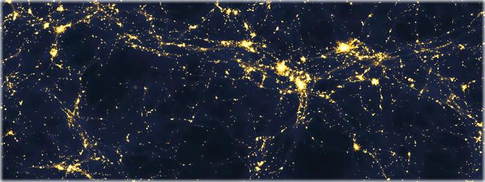 encontrada metade da matéria barionica do universo