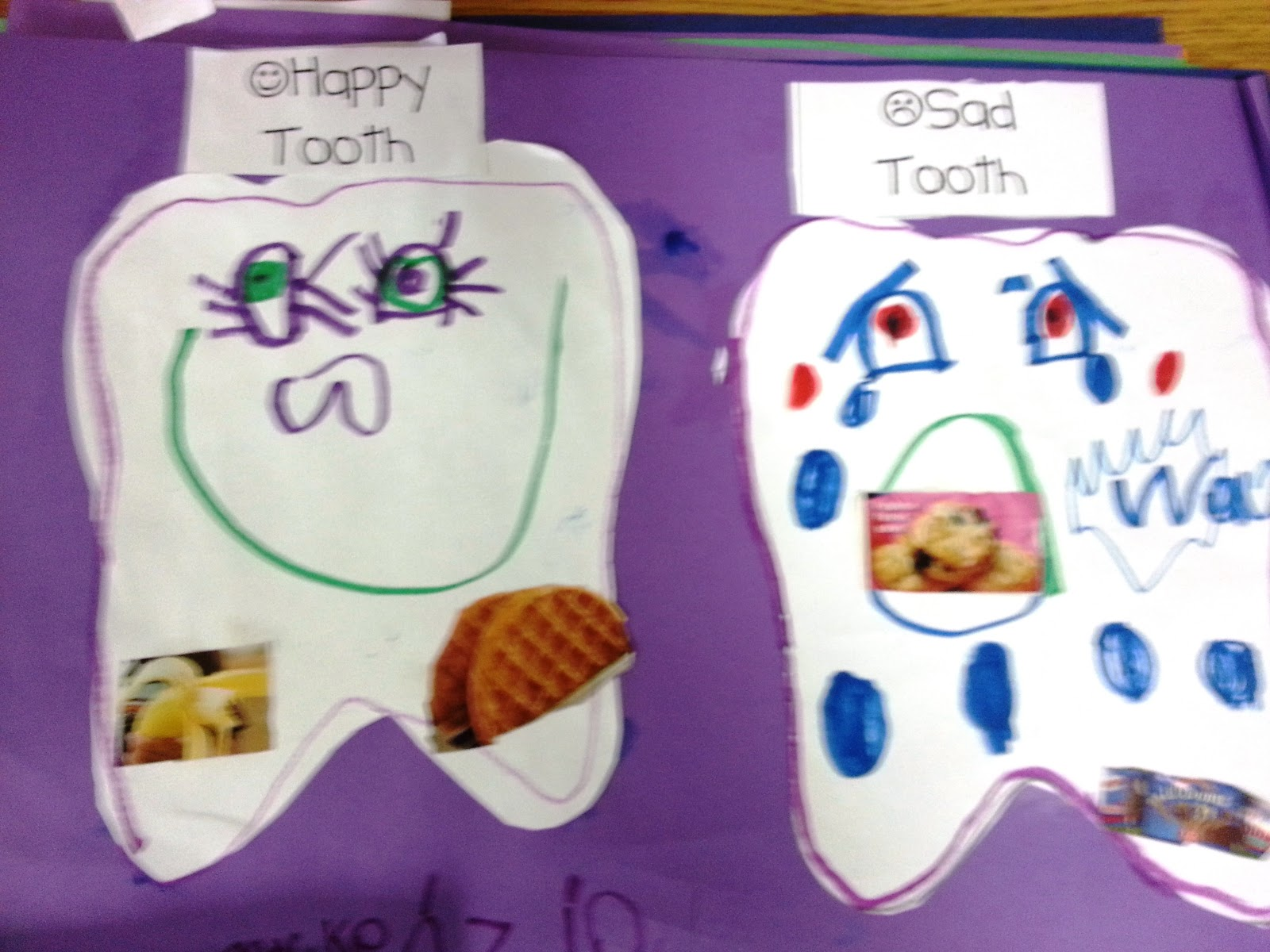 Mrs Coffey S Kindergarten Dental Health Month
