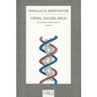 Libro más caro que Mini-Fu se ha comprado: Gödel, Escher, Bach