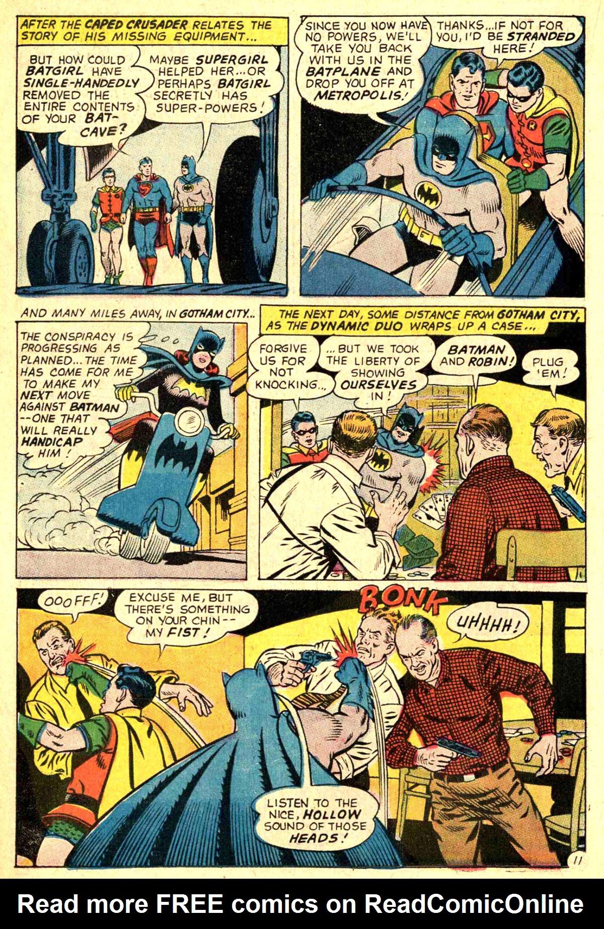 Read online World's Finest Comics comic -  Issue #169 - 14