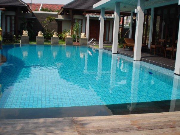 Jual Air Kolam Renang di Sudirman (Jakarta Selatan)