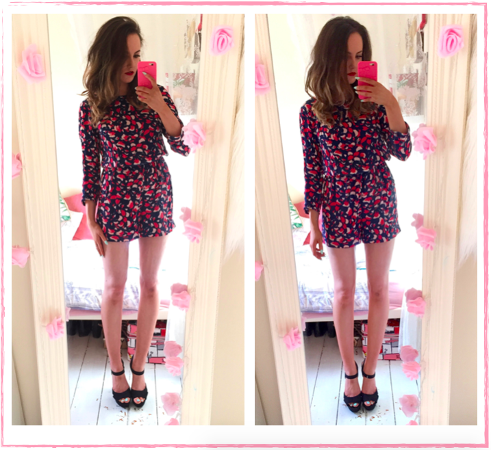 styling a playsuit clubbing ideas blog
