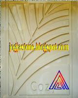 Motif  Daun kelapa