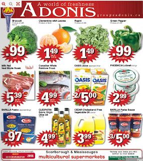 Marche Adonis Weekly Flyer March 22 – 28, 2018