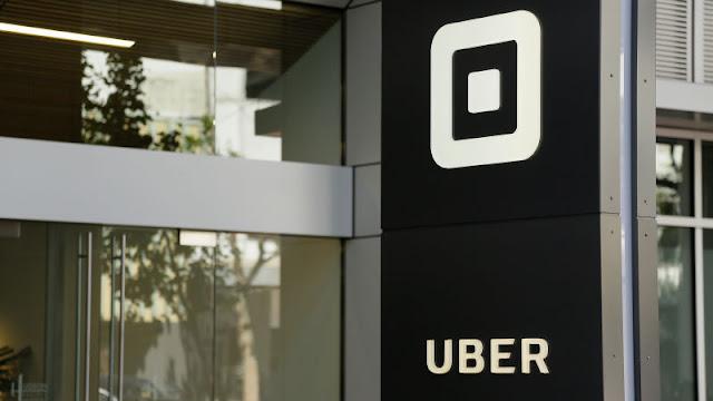Uber building