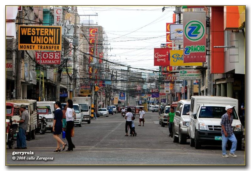 Downtown Tacloban