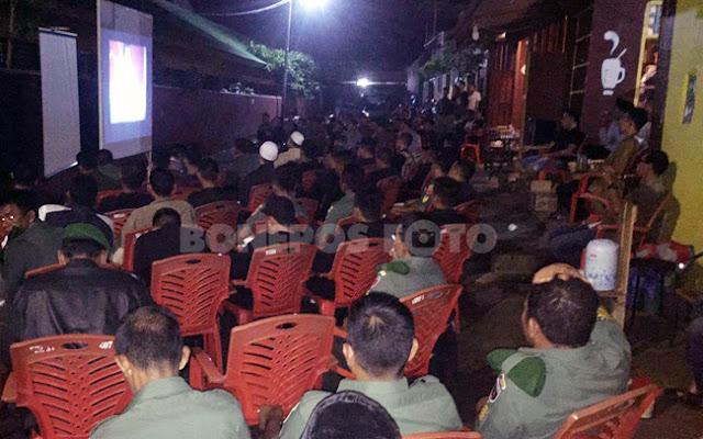 Nonton Bareng Film G-30S PKI