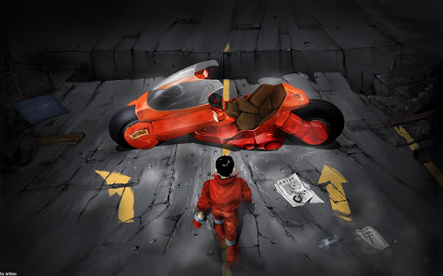 animatedfilmreviews.filminspector.com motorcycle in garage