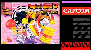 The Magical Quest 3: Starring Mickey & Donald (BR) [ SNES ]