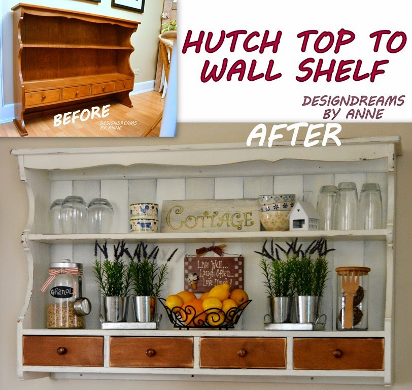 This Is What I Began With A Free Hutch Top