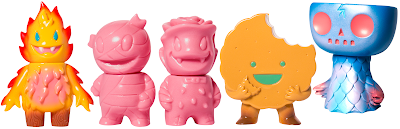 Super7's New York Comic Con 2016 Vinyl Figure Exclusives Wave 2