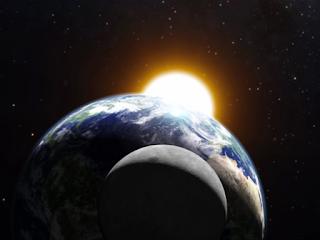 Bintang, Bulan dan Matahari