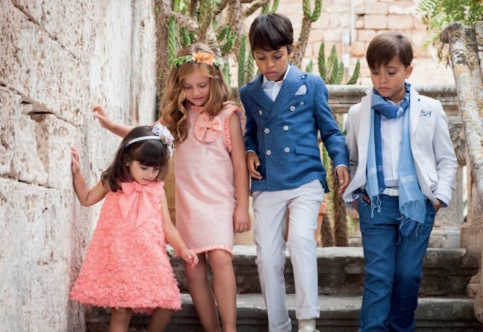 abiti da cerimonia per i più piccoli