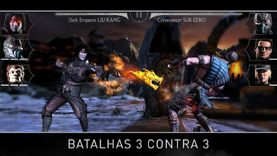 MORTAL KOMBAT X v1.8.1 Apk Mod (Mod Money)