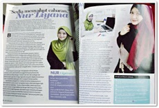 Featured in NUR