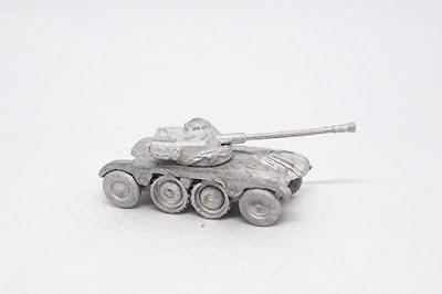 MDV70    Panhard EBR-75, FL-11 (AMX turret)