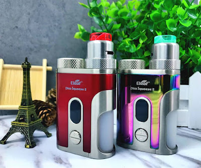 Yes, Only $66 | You Can Take Eleaf Pico Squeeze 2 Kit Away