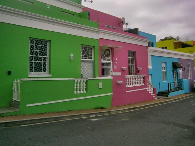 Barrio Bo Kaap