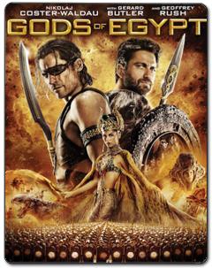 Deuses do Egito Torrent (2016) – BluRay 4K 2160p Dublado 5.1 Download