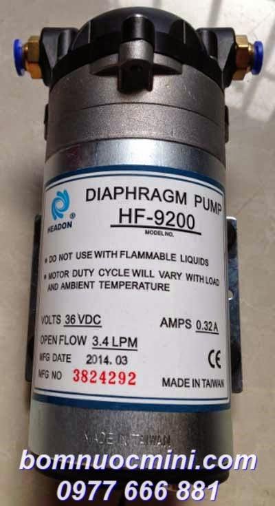 May bom phun suong HEADON HF-9200 40