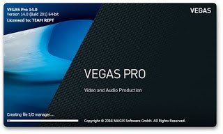 MAGIX VEGAS Pro 15.0.0.311 Multilingual Full Patch