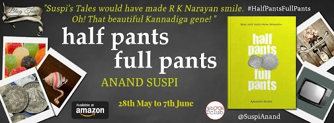 Schedule: half pants full pants by Anand Suspi