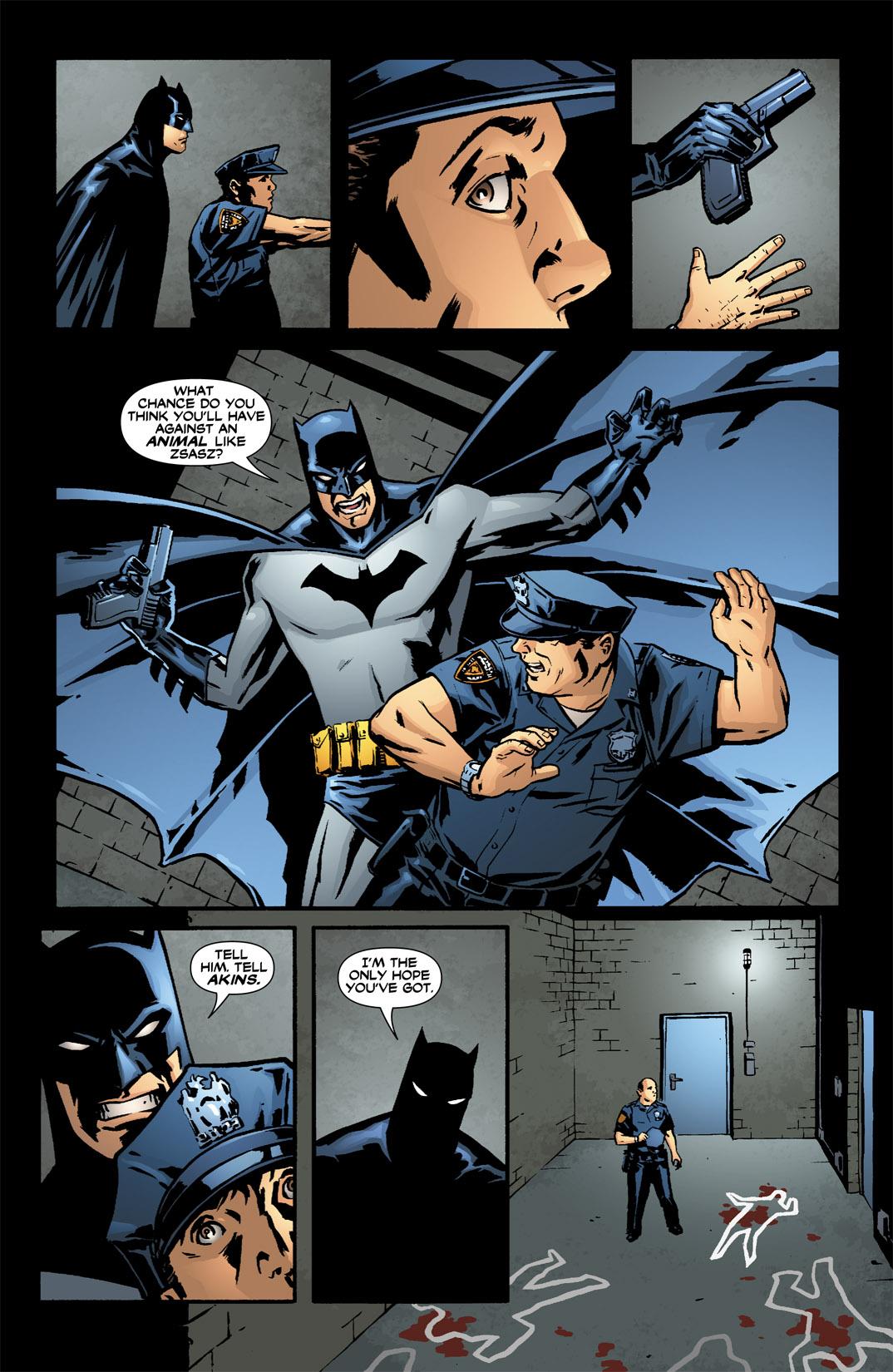 Detective Comics (1937) 815 Page 7