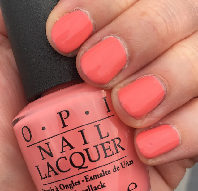 OPI, OPI Got Myself Into A Jam-balaya, OPI Spring 2016 New Orleans Collection, nails, nail polish, nail lacquer, nail varnish, manicure