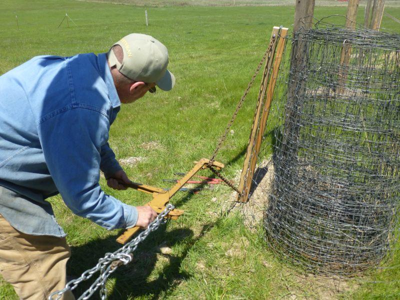 Rural Revolution Homemade Fence Puller